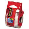 """Scotch® 3850 Heavy-Duty Packaging Tape in Sure Start Disp. 1.88"""" x 800"""", Clear MMM142"""