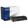 Compatible Q5949X(M) (49XM) High-Yield MICR Toner, 6000 Page-Yield, Black