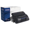 Compatible Q5942X(M) (42XM) High-Yield MICR Toner, 20000 Page-Yield, Black