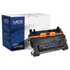 Compatible CC364X(M) (64XM) High-Yield MICR Toner, 24000 Page-Yield, Black