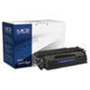 Compatible Q7553X(M) (53XM) High-Yield MICR Toner, 7000 Page-Yield, Black
