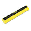 """Rubbermaid® Commercial Mop Head Refill for Steel Roller, Sponge, 12"""" Wide, Yellow RCP6436YEL"""