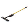 "Light Commercial Spray Mop, 18"" Frame, 52"" Steel Handle"