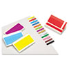 Removable/Reusable Page Flags, 13 Assorted Colors, 240 Flags/Pack