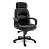 Alera® Alera Nico Series High-Back Swivel/Tilt Chair, Black ALENI41CS10B