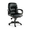 Alera® Alera Nico Series Mid-Back Swivel/Tilt Chair, Black ALENI42CS10B
