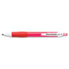 Paper Mate® Roller Ball Retractable Gel Pen, Red Ink, Medium, Dozen PAP1746326
