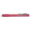 Pentel Clic Eraser Retractable Pen-Shaped Eraser - Lead Pencil Eraser - Refillable - Retractable, La PENZE22B