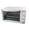 Coffee Pro Multi-Function Toaster Oven with Multi-Use Pan, 15 x 10 x 8, White OGFOG20