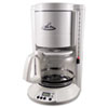 Coffee Pro Home/Office 12-Cup Coffee Maker, White OGFCP330W