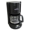 Coffee Pro Home/Office 12-Cup Coffee Maker, Black OGFCP333B