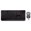 Logitech® MK520 Wireless Desktop Set, Keyboard/Mouse, USB, Black LOG920002553