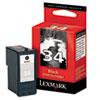 Lexmark 34 High Yield Black Ink Cartridge