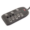 Innovera® Surge Protector, 8 Outlets, 6 ft Cord, 2160 Joules, Black IVR71656