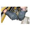 ProGuard Disposable Nitrile Gloves, Powder-Free, Black, X-Large, 100/Box