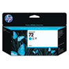 HP 72 High Yield Cyan Ink Cartridge