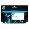 HP 72 High Yield Yellow Ink Cartridge