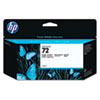 HP 72 High Yield Photo Black Ink Cartridge