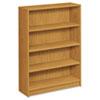 HON® 1870 Series Bookcase, Four Shelf, 36w x 11 1/2d x 48 3/4h, Harvest HON1874C