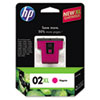 HP HP 02XL, (C8731WN) High Yield Magenta Original Ink Cartridge HEWC8731WN