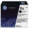 <strong>HP</strong><br />HP 11X, (Q6511X) High-Yield Black Original LaserJet Toner Cartridge