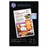 HP Color Laser Presentation Paper, 95 Brightness, 34lb, 11 x 17, White, 250/Pack HEWQ2547A