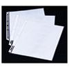 Wilson Jones Smart-View Presentation Book Sheet Protectors - 4 GBC20105