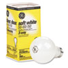 Three-Way Soft White Incandescent Globe Bulb, 50/100/150 Watts