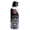 Dust-Off® Disposable Compressed Gas Duster, 12 oz Can FALDPSXL12