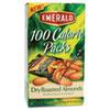 Emerald® 100 Calorie Pack Dry Roasted Almonds, .63oz Packs, 7/Box DFD34895