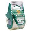 """Duck® EZ Start Carton Sealing Tape/Dispenser, 1.88"""" x 22.2yds, 1 1/2"""" Core DUC07307"""
