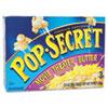 Pop Secret® Microwave Popcorn, Movie Theater Butter, 3.5oz Bags, 3/Box DFD57690