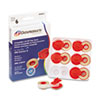 <strong>Dataproducts®</strong><br />R51816 Compatible Low-Tack Lift-Off Tape, Clear