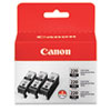 Canon PGI-220 Black Ink Tank Triple Pack