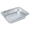 Full Size Aluminum Steam Table Pan, Deep, 50/Carton