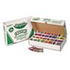 Crayola® Classpack Regular Crayons, 16 Colors, 800/BX CYO528016