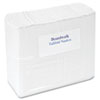 "Boardwalk® Tallfold Dispenser Napkin, 12"" x 7"", White, 250/Pack, 40 Packs/Carton BWK8302"