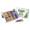 Crayola® Jumbo Classpack Crayons, 25 Each of 8 Colors, 200/Set CYO528389