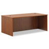 Basyx by HON BL Laminate Series Rectangular Desk Shell, 72w x 36w x 29h, Medium Cherry BSXBL2101A1A1