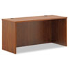 Basyx by HON BL Series Credenza Shell, 60w x 24d x 29h, Medium Cherry BSXBL2123A1A1