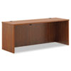 Basyx by HON BL Series Credenza Shell, 72w x 24d x 29h, Medium Cherry BSXBL2121A1A1