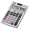 <strong>Casio®</strong><br />JF100MS Desktop Calculator, 10-Digit LCD
