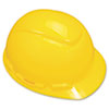 3M H-700 Series Hard Hat with 4 Point Ratchet Suspension, Yellow MMMH702R