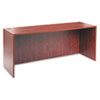 Alera® Alera Valencia Series Credenza Shell, 70 7/8w x 23 5/8d x 29 12h, Medium Cherry ALEVA257224MC