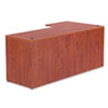 Alera® Alera Valencia Right Corner Credenza Shell, 72w x 36d x 29 1/2h, Medium Cherry ALEVA25R7236MC