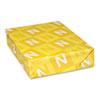 Neenah Paper CLASSIC CREST Stationery Writing Paper, 24lb, 8 1/2 x 11, Whitestone, 500 Sheets NEE04641