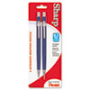 Sharp Mechanical Drafting Pencil, 0.7 mm, Blue Barrel, 2/Pack