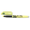 <strong>Pilot®</strong><br />FriXion Light Erasable Highlighter, Chisel Tip, Yellow, Dozen