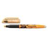 Pilot® Frixion Lite Erasable Highlighter, Orange Ink, Chisel 1-Dozen PIL46504