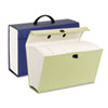 Smead® Portable Case File, 19 Pockets, Legal, Assorted Colors SMD70806